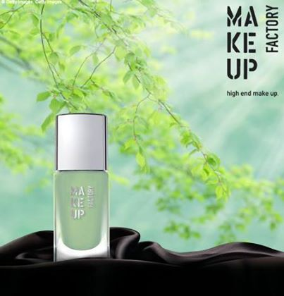 smalto menta make up factory