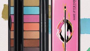 make up for ever arty blossom palette primavera