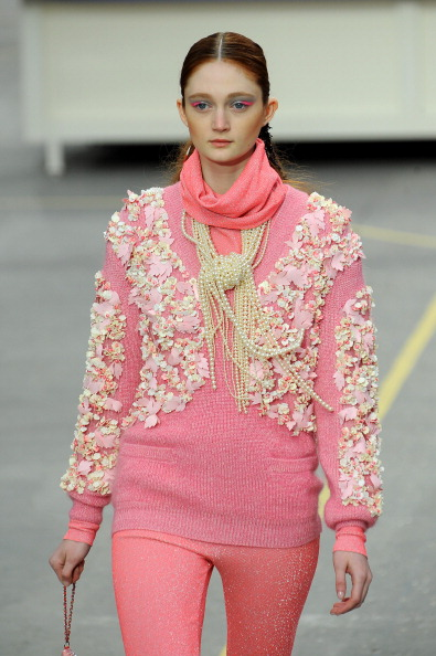 Chanel: Runway - Paris Fashion Week Womenswear Fall/Winter 2014-2015