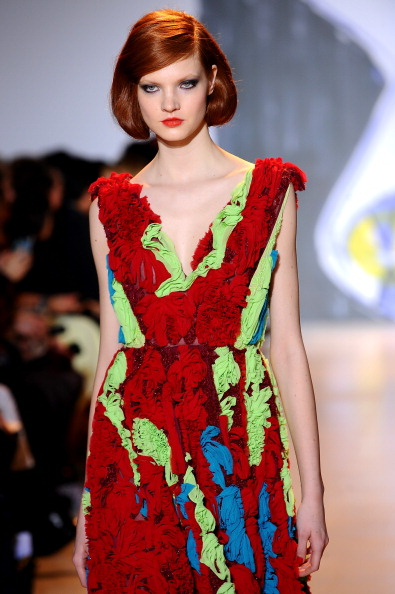 Tsumori Chisato : Runway - Paris Fashion Week Womenswear Fall/Winter 2014-2015