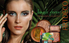 ArtDeco Jungle Fever Makeup Collection for Summer  promo