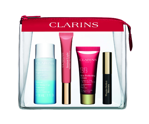clarins beauty kit makeup estate 2014