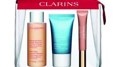 clarins beauty kit viso estate