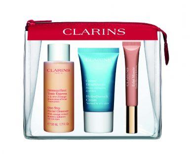 clarins beauty kit viso estate