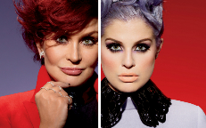 Mac limited edition by Sharon e Kelly Osbourne