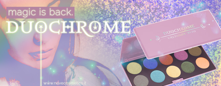 duochrome neve cosmetics