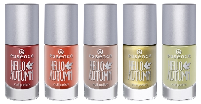 hello autumn di essence