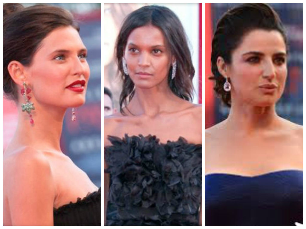I beauty look alla Mostra del Cinema di Venezia 2014