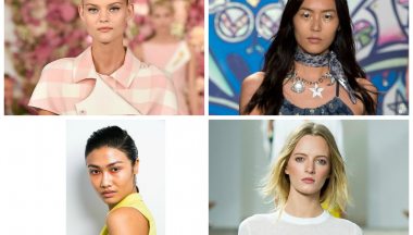 New york fashion week PE 2015, le tendenze beauty