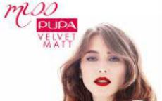 Velvet Matt di Pupa, la nuova tendenza A/I 2014
