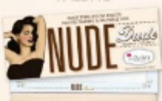 NUDE DUDE theBalm, è in arrivo la nuova palette nude