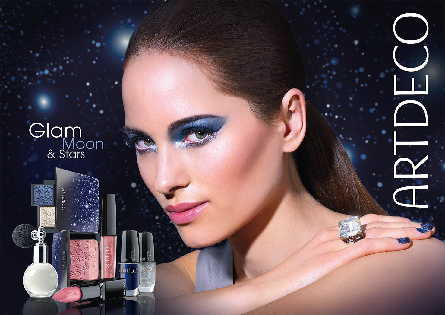 Glam moon e stars collection Artdeco