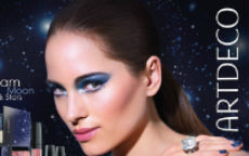Glam moon e stars collection Artdeco Natale 2014