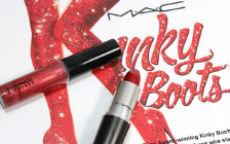 kinky boots mac cosmetics