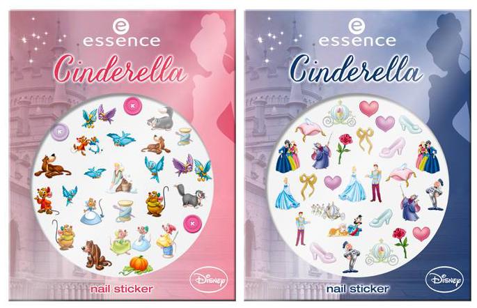 Essence-Cinderella adesivi