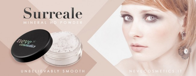 NeveCosmetics surreale