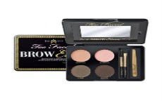 PER BIONDE E BRUNE KIT COMPLETO TOO FACED BROW ENVY DA SEPHORA  euro image ini downonly