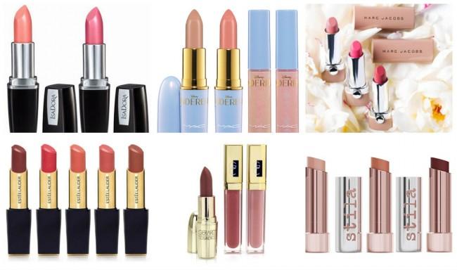 lipstick nude spring 2015