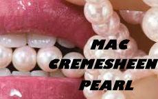 MAC Cremesheen Pearl