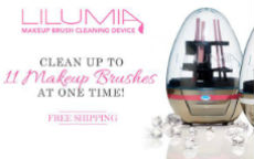 lilumia brush cleanser