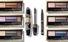 Max Factor Eyes autunno 2015, occhi in primo piano!