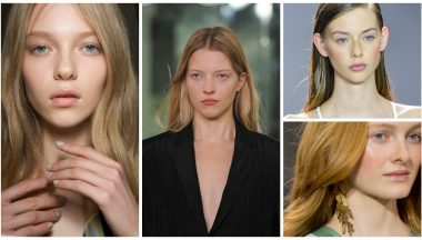 Tendenze make up London Fashion Week pe 2016, a noi gli occhi!