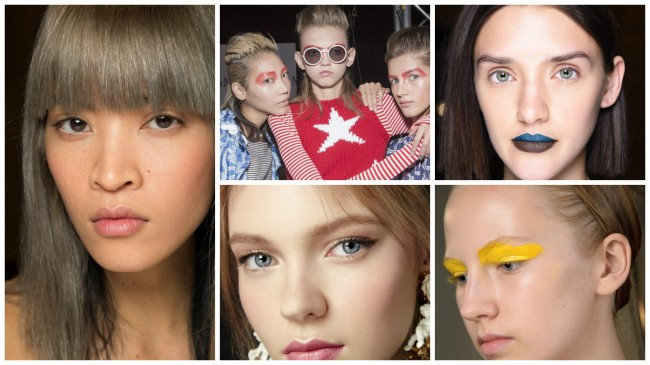 tendenze make up milano fashion week pe 2016