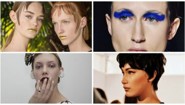 Tendenze make up Milano Fashion Week pe 2016,colore e colore!