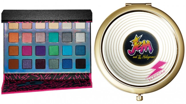Jem e le Holograms make up Sephora