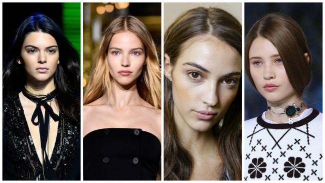 tendenze make up paris fashion week pe 2016