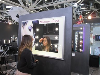 make up artist in fiera