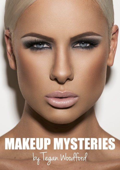 Makeup Mysteries Tegan Woodford