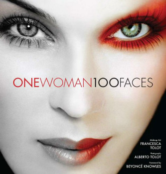 one woman 100 faces francesca tolot
