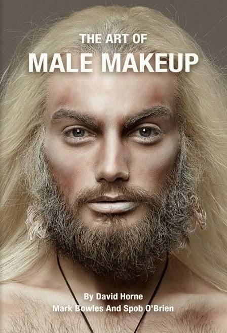 the art of male makeup david horne
