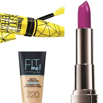 Maybelline New York, Colossal Spider, Bold, FitMe