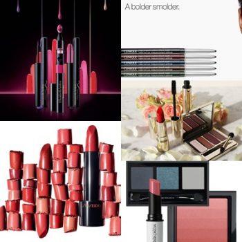 Elizabeth Arde, Clinique, Shiseido, Clarins, Diego Dalla Palma