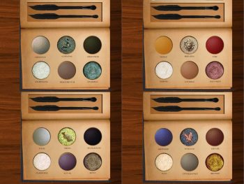 Palette per occhi Harry Potter