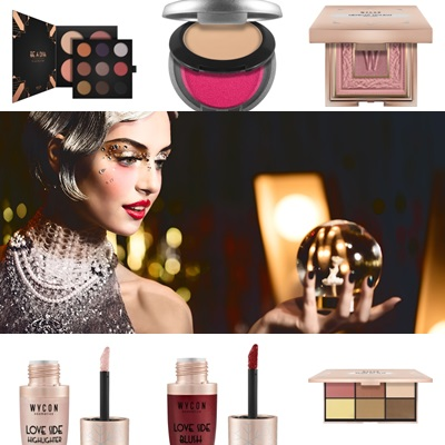 Collezioni make-up Natale 2016: Catrice, Kiko, Pupa, Wycon