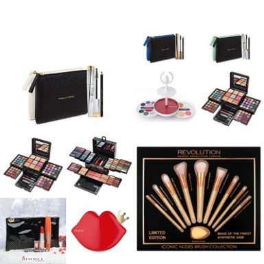 Cofanetti make-up: tante idee regalo per Natale