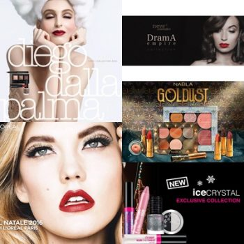 Diego Dalla Palma, Neve Cosmetics, L'Oreal, Nabla Cosmetics, Debby