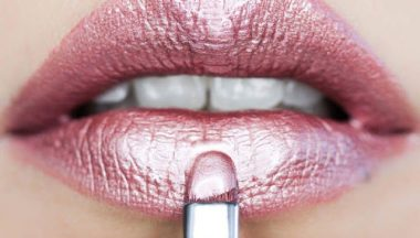 labbra metallizzate