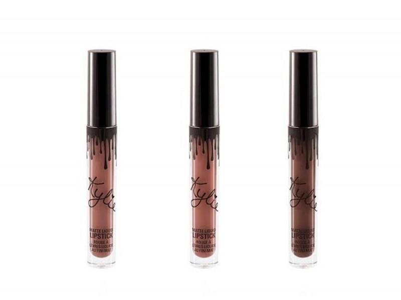 Rossetti liquidi e tinte labbra: Kylie