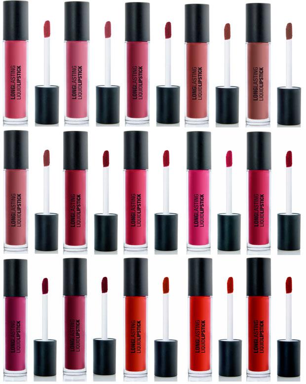 Rossetti liquidi e tinte labbra: Wycon Cosmetics