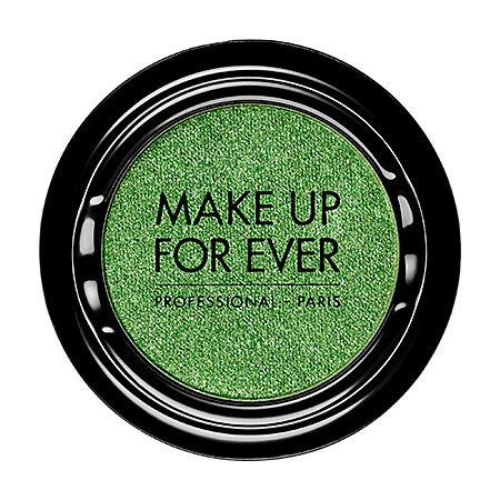 Pantone 2017: make-up greenery
