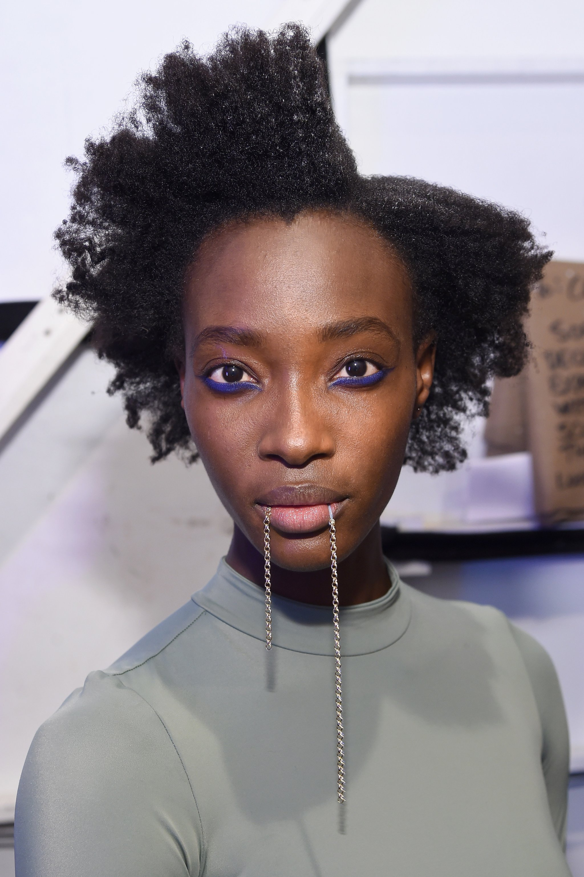New York fashion week: i make-up