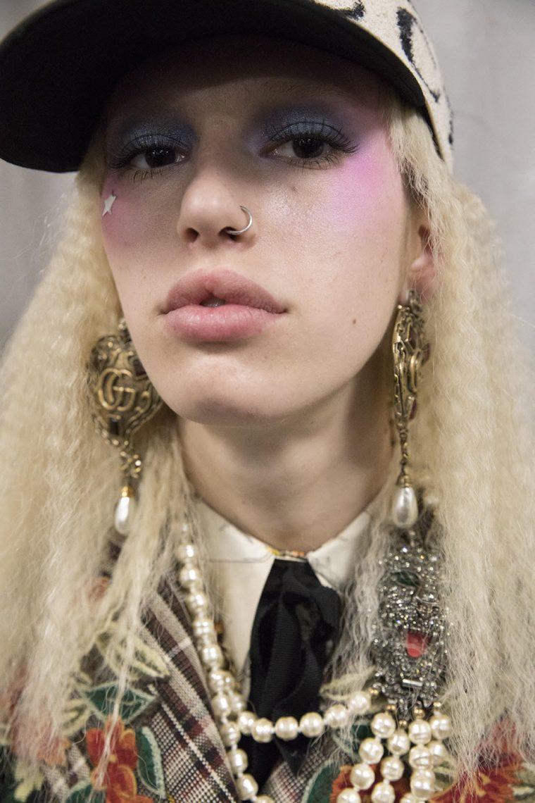 Milano Fashion week; Gucci