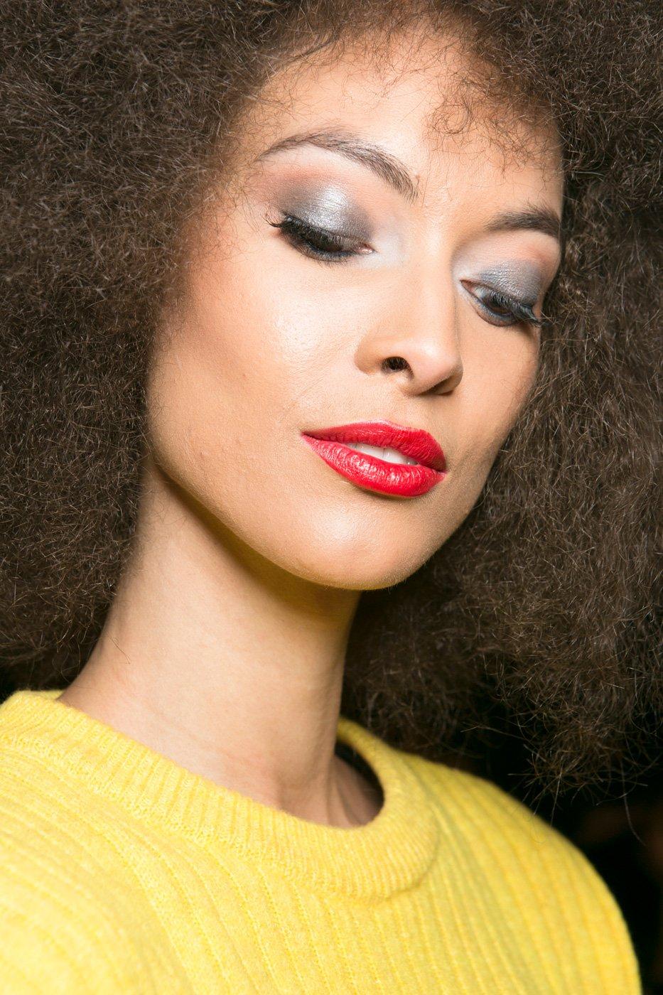 New York fashion week: i make-up