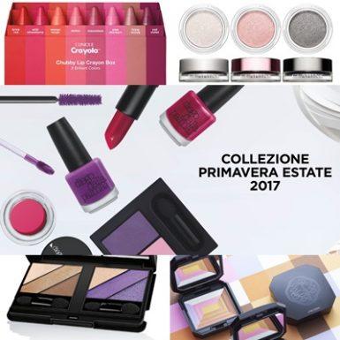Collezioni makeup primavera