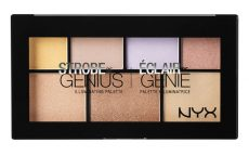 strobe of genius illuminating palette nyx