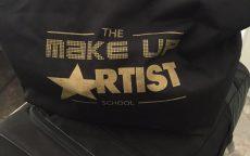 The make up artist kit